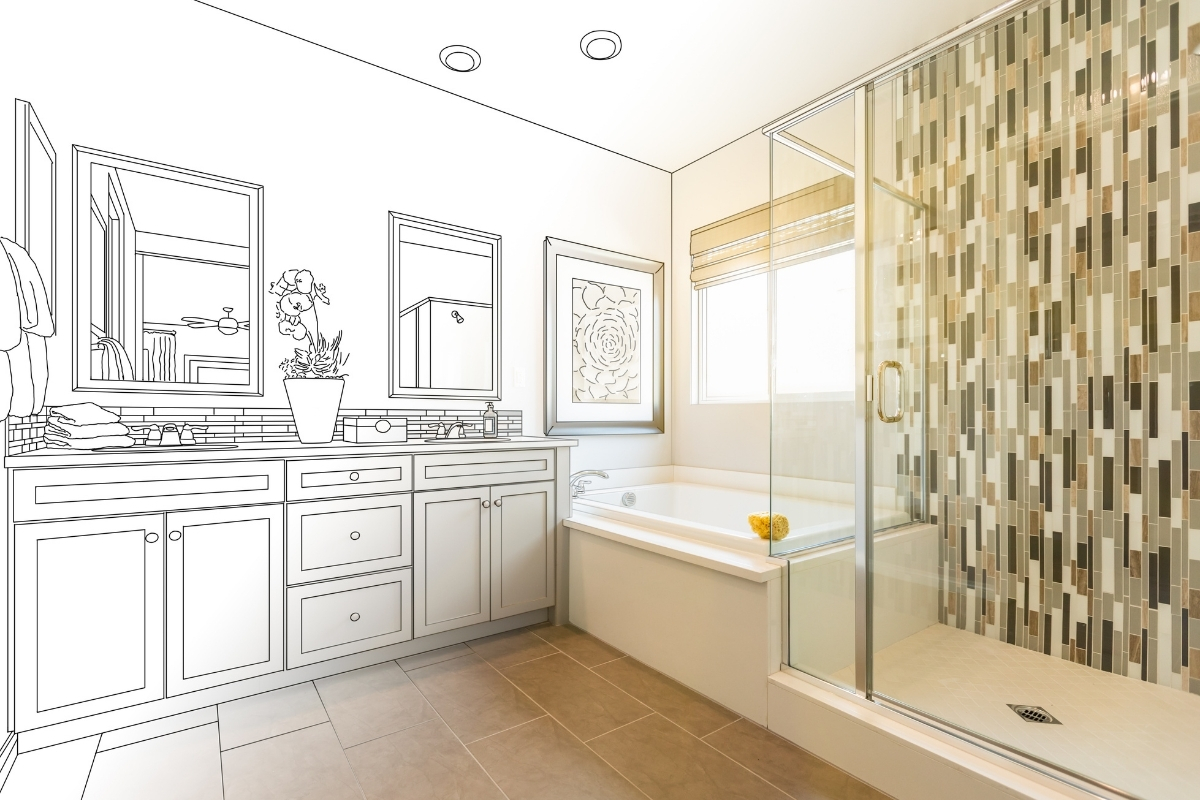 bathroom renovation and redesign contractor in KL and Selangor