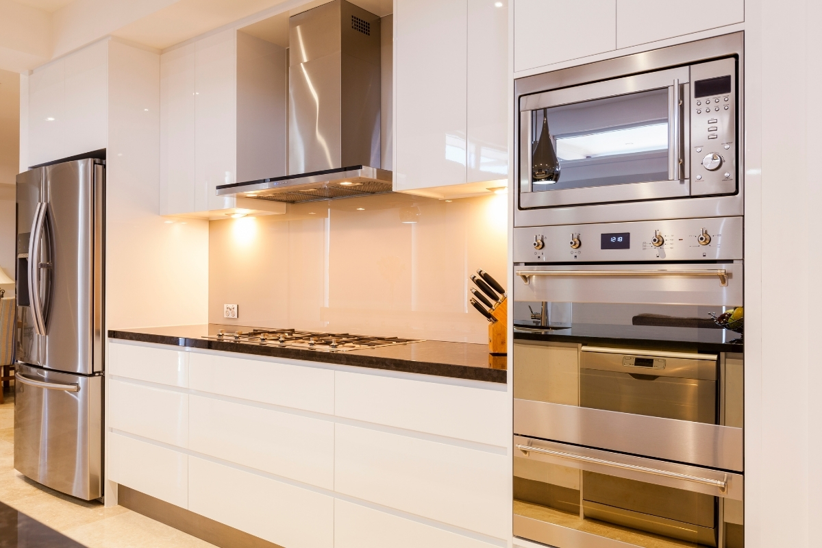 kitchen appliances for design and renovation Malaysia