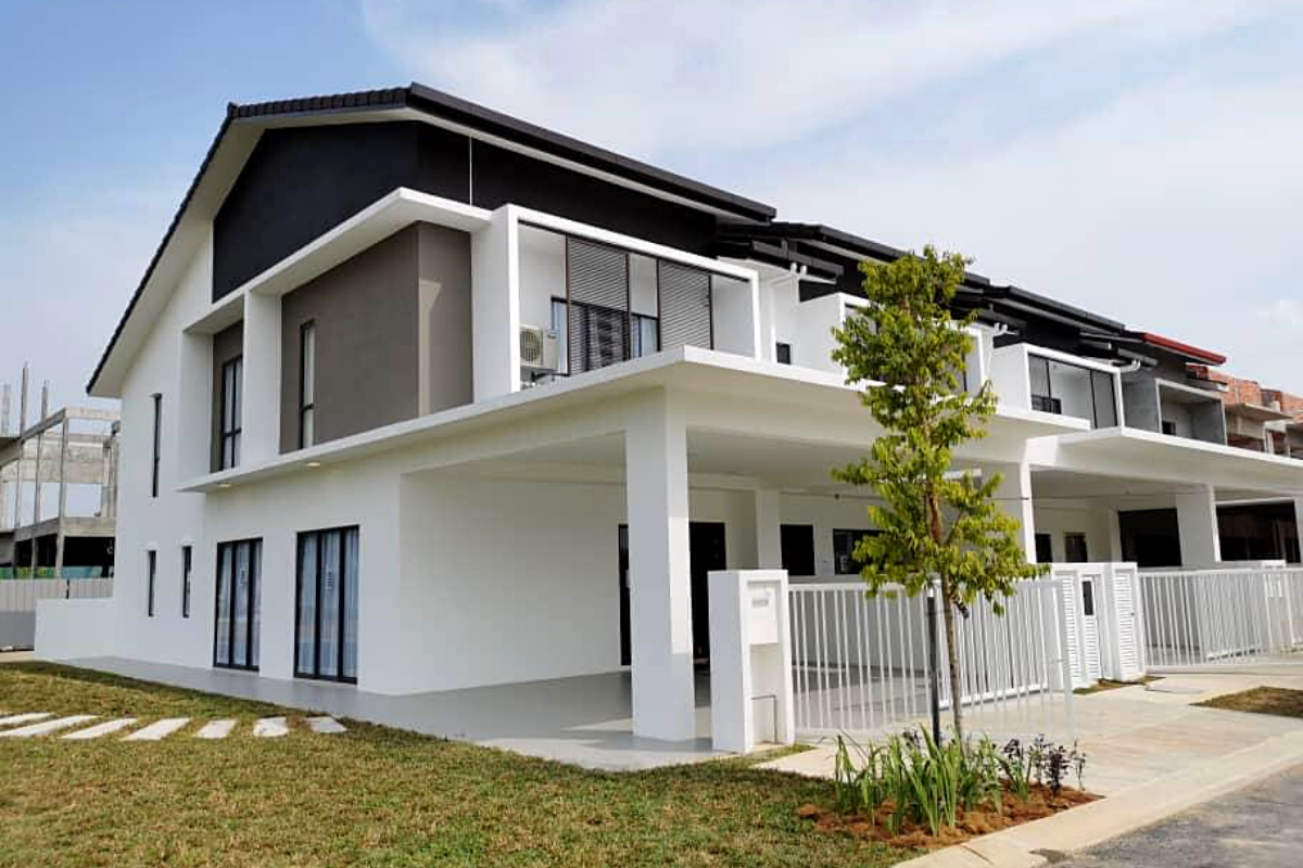 new terrace house renovation KL and Selangor