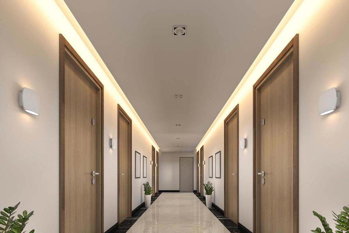 office plaster ceiling design