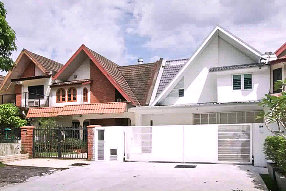 old terrace house renovation KL and Selangor