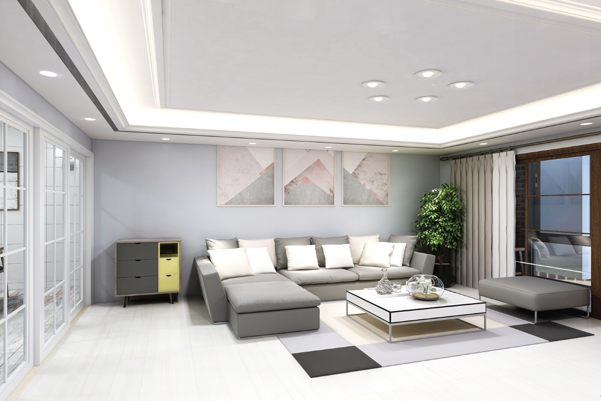 plaster ceiling and lighting installation contractor KL and Selangor
