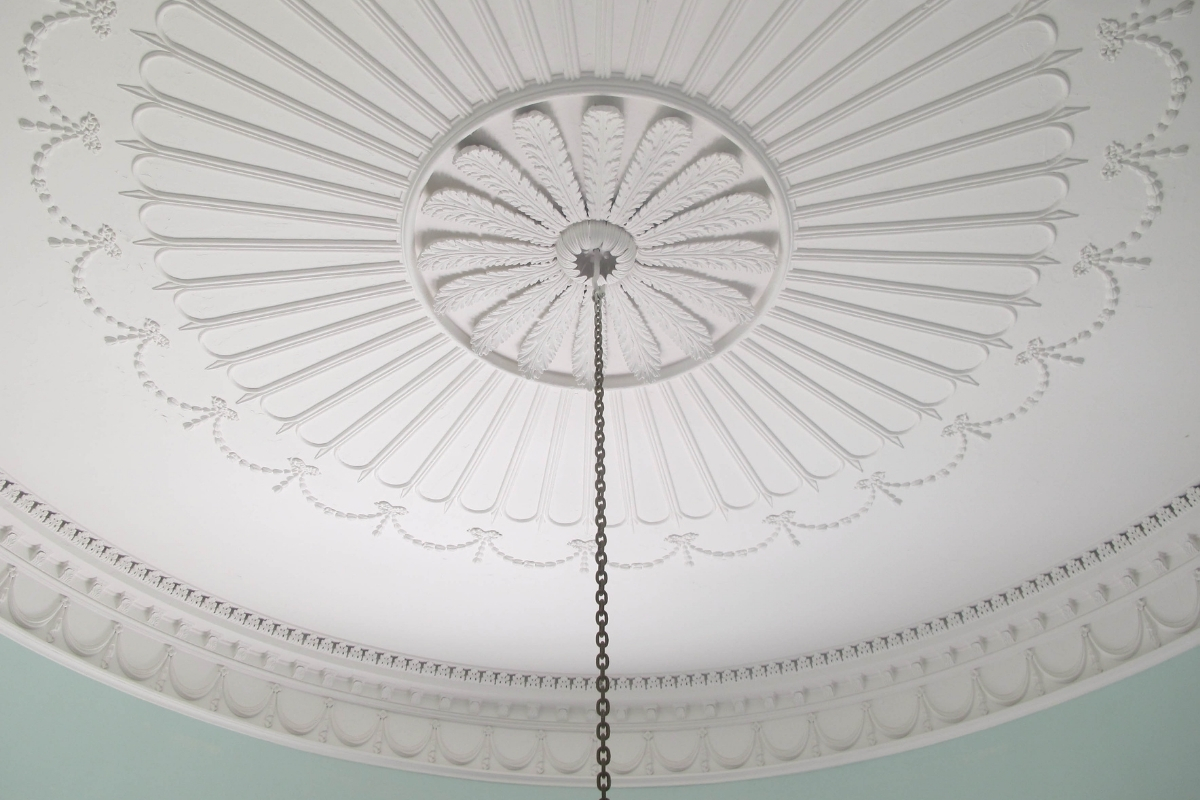plaster ceiling carvings