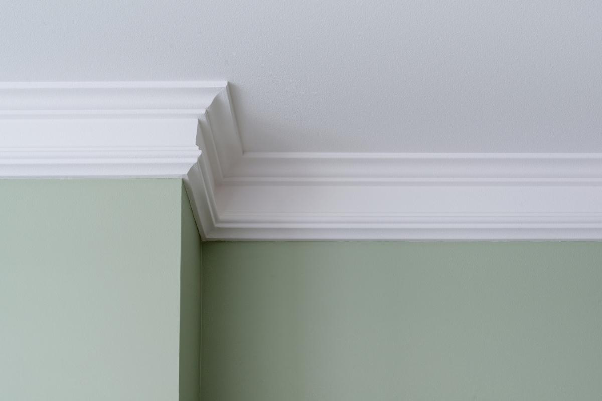 plaster ceiling skirting design